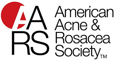 American Acne and Rosacea Society logo
