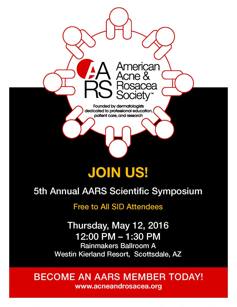 6th Annual AARS Scientific Symposium