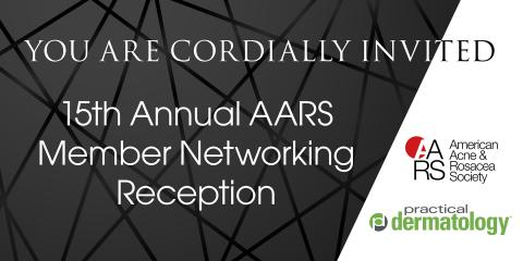 15th Annual AARS Member Networking Reception