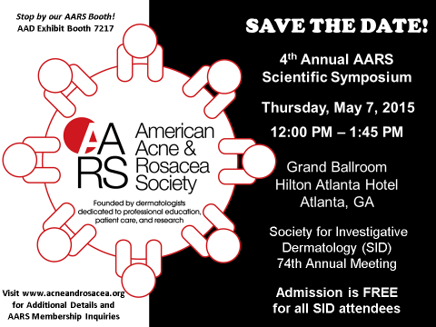 4th Annual AARS Scientific Symposium at SID
