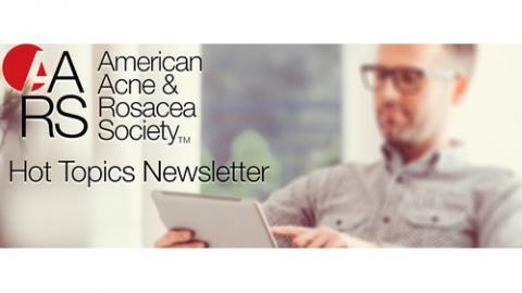 AARS Hot Topics - November 15, 2017 Issue